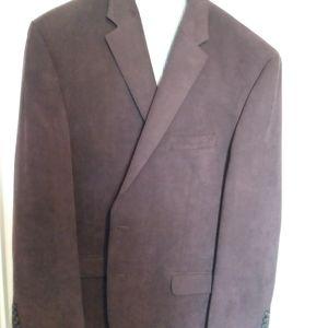 Merlot color sport jacket